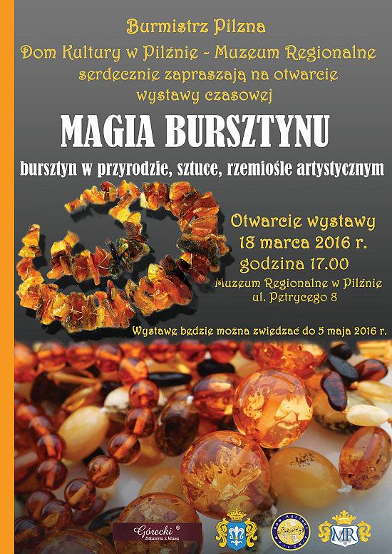 Magia Bursztynu - wystawa